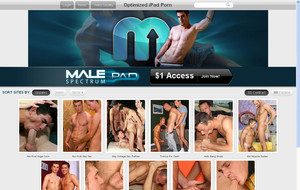 Visit Male Spectrum Pad