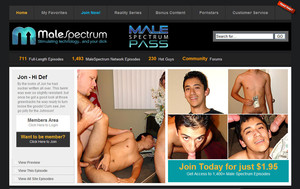 Visit Male Spectrum Pass