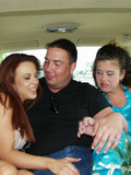 Sturdy lad gives two gals a chance