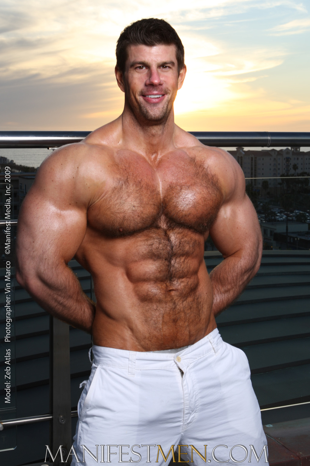 Manifest Men / Zeb Atlas