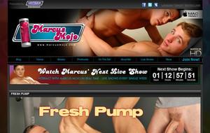 Visit Marcus Mojo
