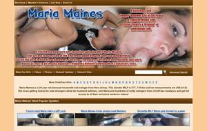 Visit Maria Maines
