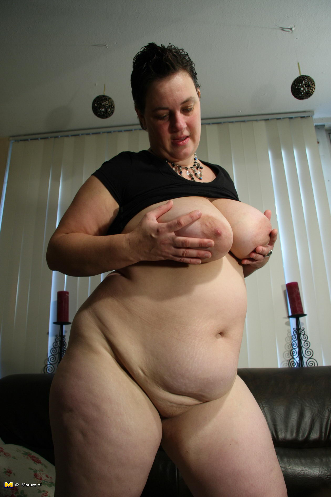 Mature fat black women-7572