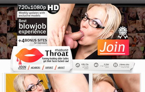 Visit Mature Throat