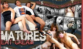 Visit Matures Eat Cream