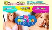 Visit Meet Allyssa Hall