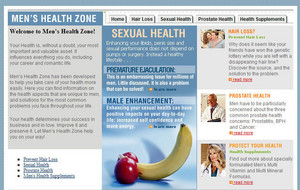 Visit Mens Health Zone