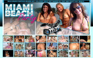 Visit Miami Beach Party