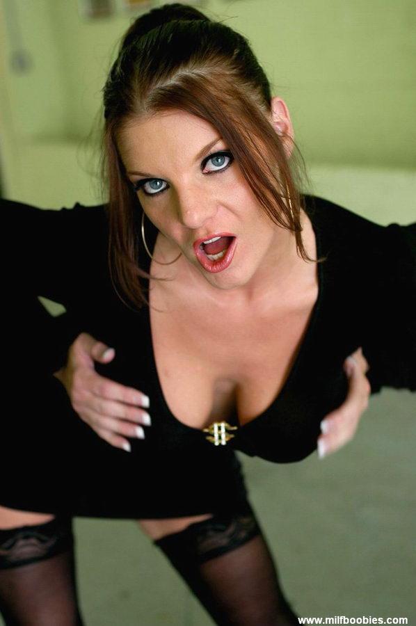 Milf Boobies / Kayla Quinn