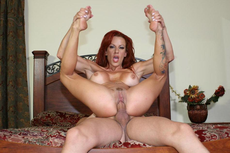 Aunt Judys Redhead