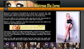 Visit Mistress Dia Zerva