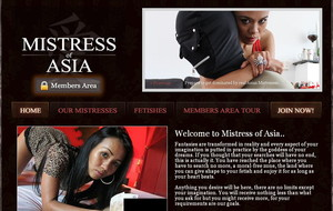 Visit Mistress Of Asia