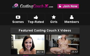 Visit Mobile Casting Couch X