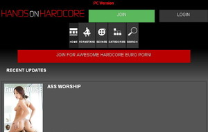 Visit Mobile Hands On Hardcore