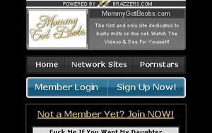 Visit Mobile Mommy Got Boobs