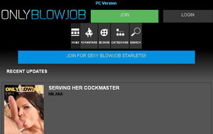 Visit Mobile Only Blowjob