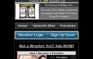 Visit Mobile Porn Stars Like It Big