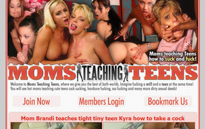 Visit Moms Teaching Teens