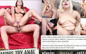 Visit Moms Try Anal