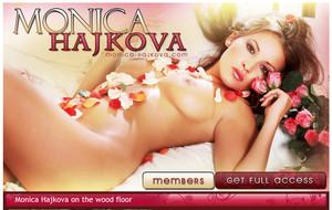 Visit Monica Hajkova