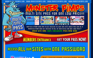 Visit Monster Pimps