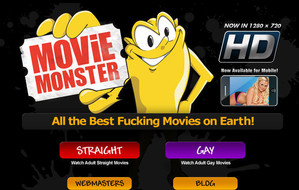 Visit Movie Monster