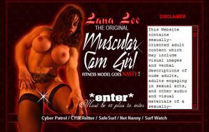 Visit Muscular Cam Girl