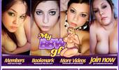 Visit My BBW GF