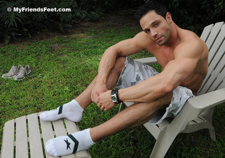 My Friend`s Feet / Tyler