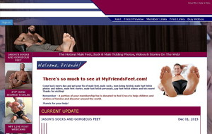 Visit My Friend`s Feet