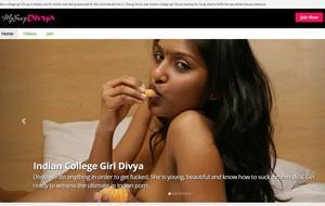 Visit My Sexy Divya