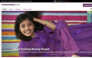 Visit My Sexy Rupali