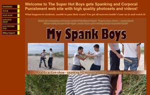 Visit My Spank Boys