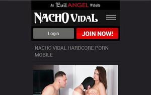 Visit Nacho Vidal Hardcore Mobile