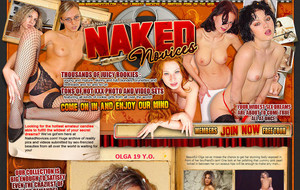 Visit Naked Novices