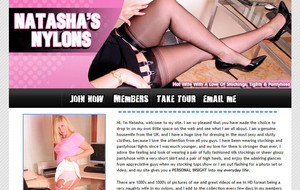 Visit Natasha`s Nylons