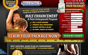 Visit Natural Gain Plus