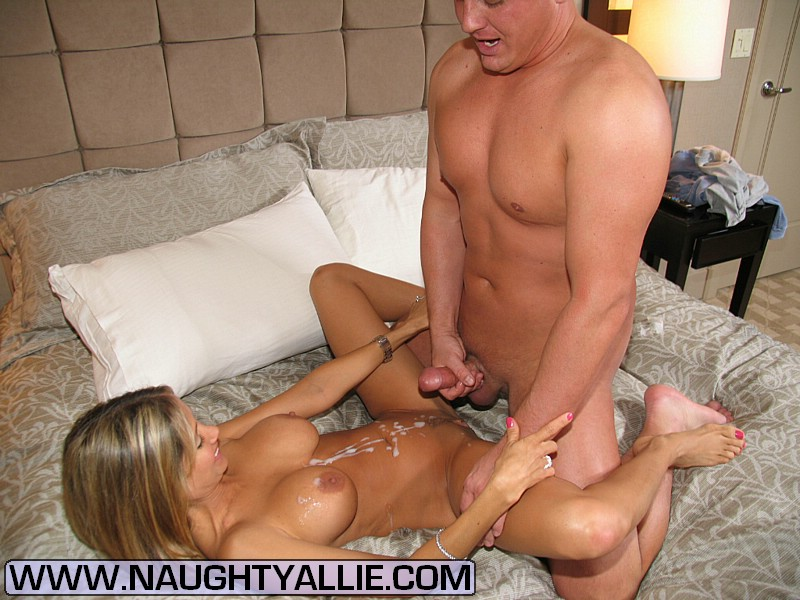 Swinger wives with young men