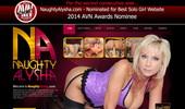 Visit Naughty Alysha