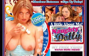 Visit Naughty Dolly