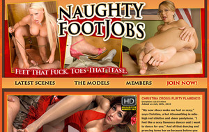 Visit Naughty Foot Jobs