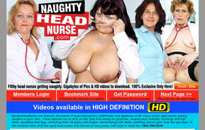 Visit Naughty Head Nurse