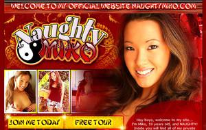 Visit Naughty Miko
