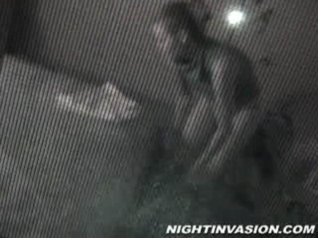 Night invasion virgins porn something