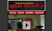 Visit Nikki Nova Mobile