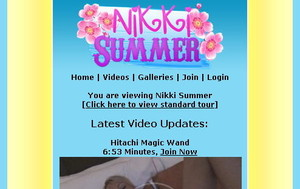 Visit Nikki Summer Mobile