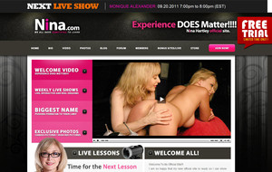 Visit Nina Hartley Official