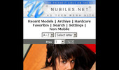 Visit Nubiles Mobile