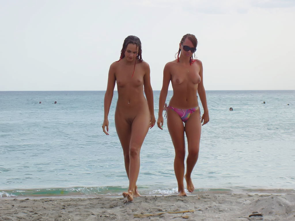 Nudist Beach Photos Feature Naked Sexy Girls In Their Bare-5209