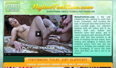 Visit Nylon Feet Line